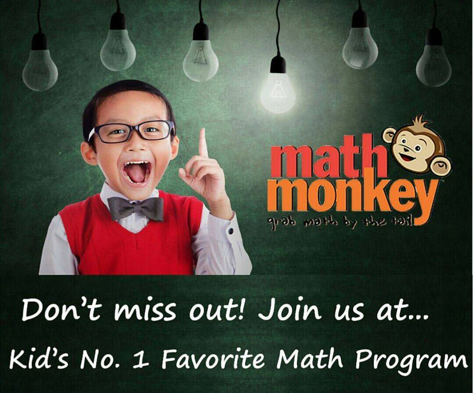 Math Monkey Pluit